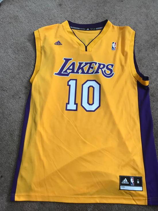 fd9b6aa5e1f Adidas Lakers Steve Nash Jersey