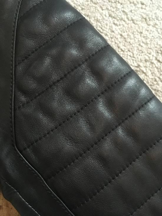 Balmain Rare Tiger Chest Biker Jacket Size US S / EU 44-46 / 1 - 19