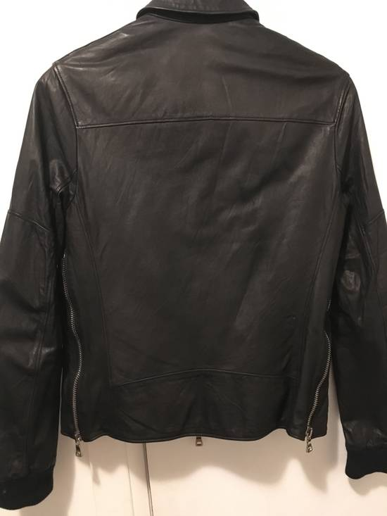 Balmain Safety Pin Biker Jacket Size US S / EU 44-46 / 1 - 6