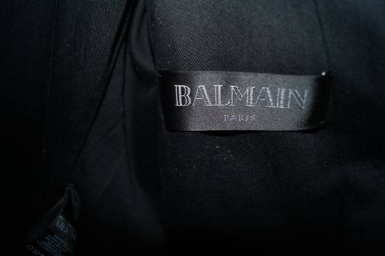 Balmain Balmain waxed cotton jacket Size US L / EU 52-54 / 3 - 2