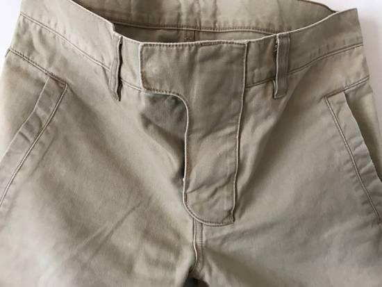 Balmain Balmain Dirt Processing Khaki Pants Size US 30 / EU 46 - 1