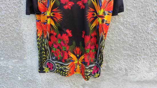 Givenchy $780 Givenchy Birds of Paradise Iris Floral Rottweiler Oversized T-shirt size XS Size US M / EU 48-50 / 2 - 9