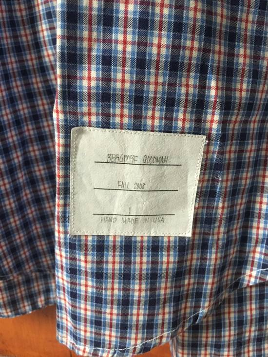 Thom Browne Gingham Shirt Size US S / EU 44-46 / 1 - 2