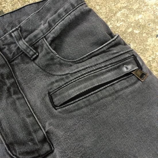 Balmain Gray Balmain Skinny Jeans Size US 27 - 5