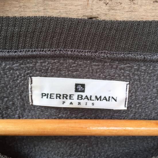 Balmain Pierre Balmain Sweatshirt Size US L / EU 52-54 / 3 - 4