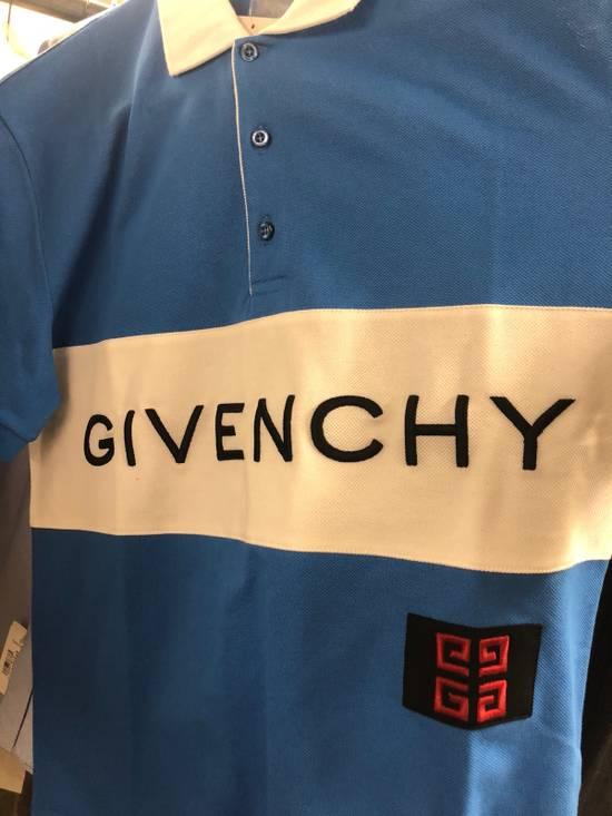 Givenchy Givenchy Logo Polo Shirt Size US L / EU 52-54 / 3 - 1