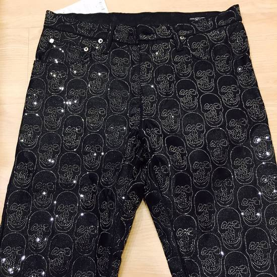 Levi's Vintage Clothing Levis x Damien Hirst x the Andy Warhol x Swarovski crystal Jeans Size US 34 / EU 50 - 1