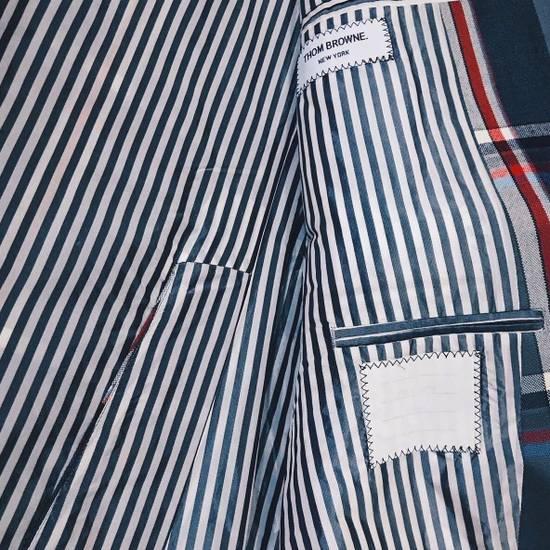 Thom Browne Thom Browne Classic Plaid Jacket Size 40R - 4