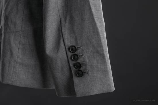 Julius = final drop = 2009 SS tailored wool blazer Size US S / EU 44-46 / 1 - 3