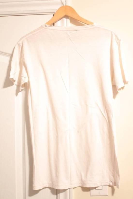 Balmain Decarnin 2011 White T Shirt Made in France Size US M / EU 48-50 / 2 - 2