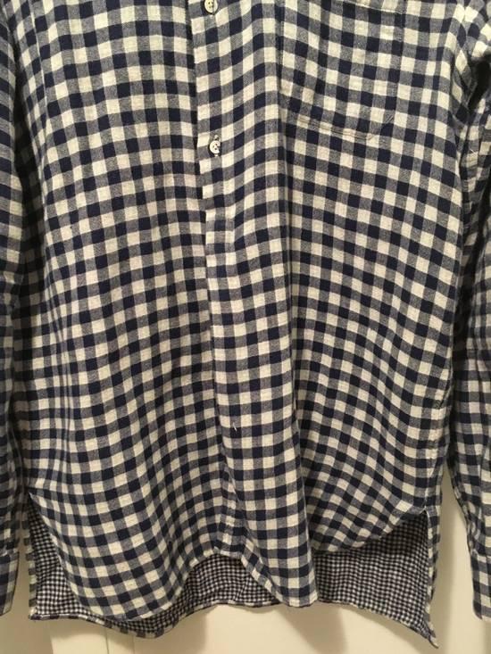 Balmain AW11 Blue Gingham Shirt Size US S / EU 44-46 / 1 - 4