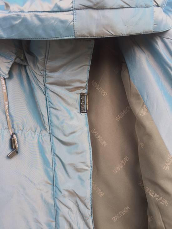 Balmain Rare!! Balmain Bomber Hooded with Detachable Hoodie Medium Size Size US M / EU 48-50 / 2 - 5
