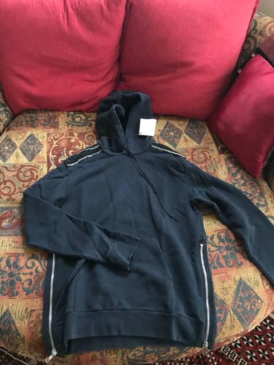Balmain Pullover With Chain Shoulder Detail Size US L / EU 52-54 / 3 - 2