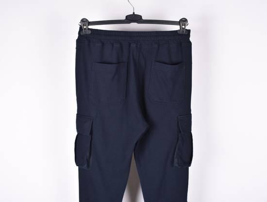 Balmain Paris Men Biker Style Cargo Sweatpants Trousers Size US 32 / EU 48 - 3