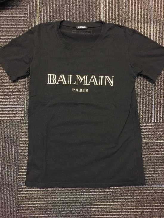 Balmain Designer T - Shirt Size US XXS / EU 40