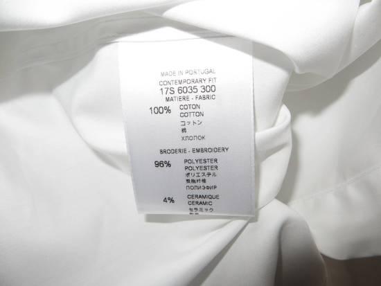 Givenchy Embroidered stars collar shirt Size US XL / EU 56 / 4 - 6