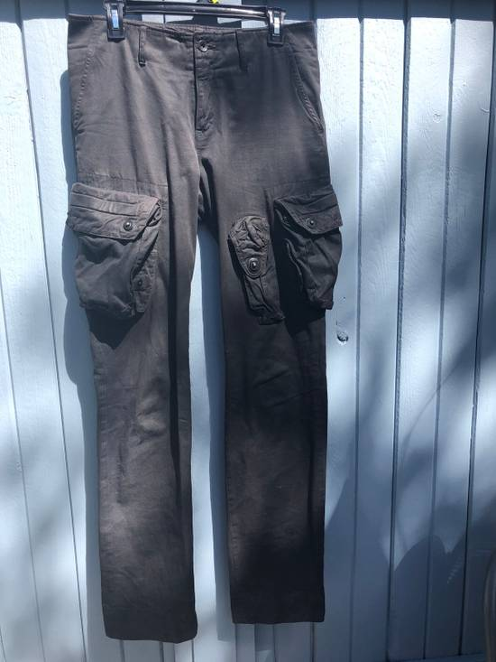 Julius The Possessed gas mask cargo pants Size US 32 / EU 48