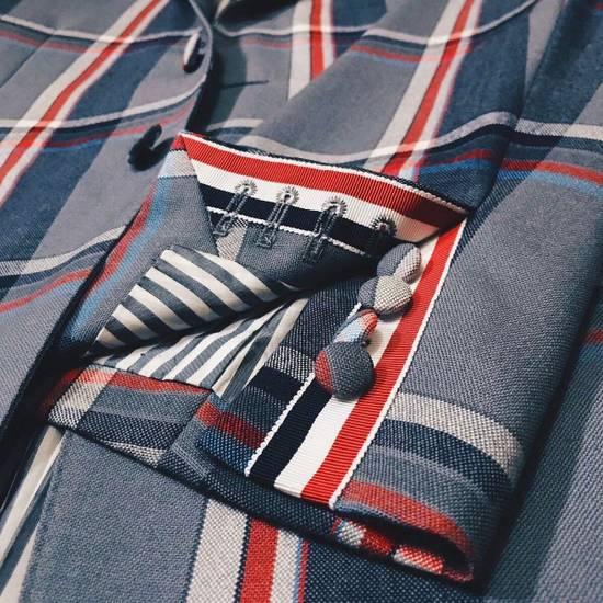 Thom Browne Thom Browne Classic Plaid Jacket Size 40R - 2