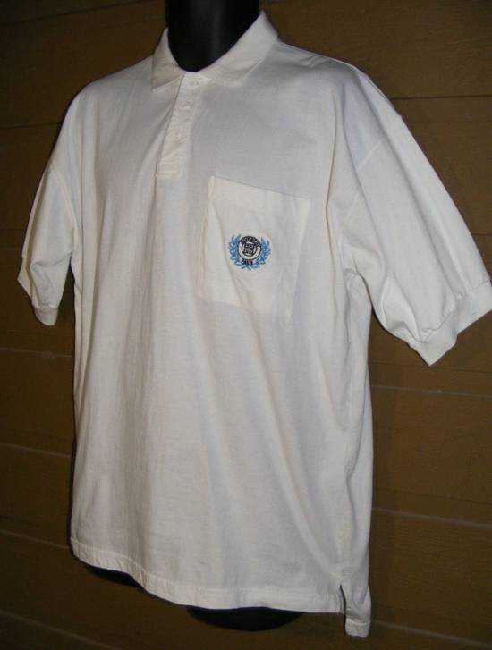 Givenchy Givenchy Activewear Polo, Vintage White, Large, Short Sleeves Size US L / EU 52-54 / 3 - 2