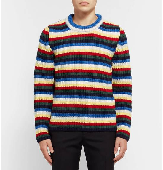Thom Browne Striped Wool Sweater Size US M / EU 48-50 / 2 - 1