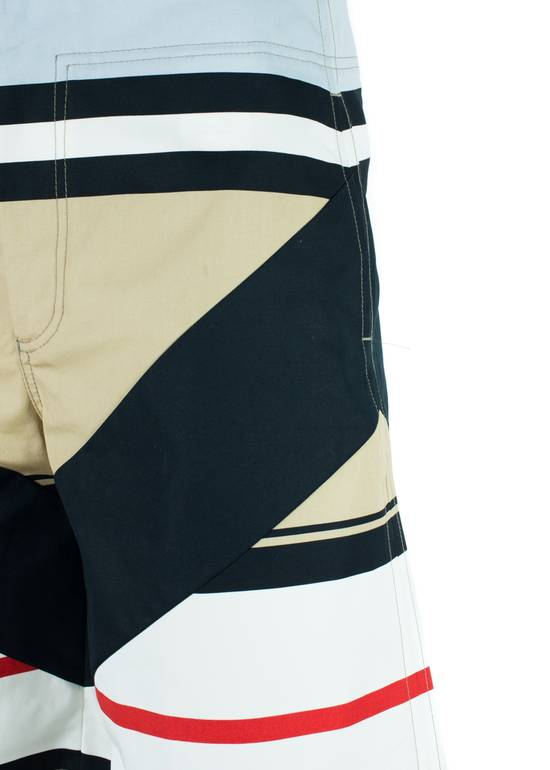 Givenchy Givenchy Men's Beige Multi Color Board Shorts Size US 32 / EU 48 - 1