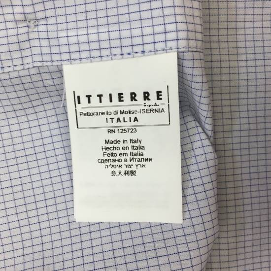 Balmain Micro Check Button Down Shirt NWT Size US S / EU 44-46 / 1 - 8