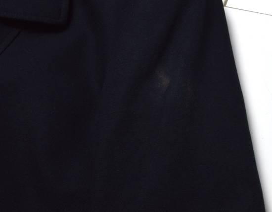 Balmain Cotton Gabardine Nappa Pea Coat Size US L / EU 52-54 / 3 - 10