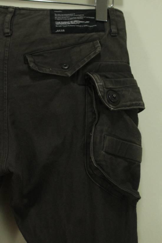 Julius Cargo Pants x FW 10-11 x Julius 7 x Goth_ik Size US 30 / EU 46 - 9