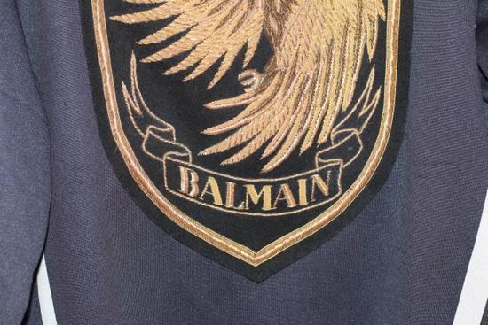 Balmain Embroided Logo Sweater Size US M / EU 48-50 / 2 - 2