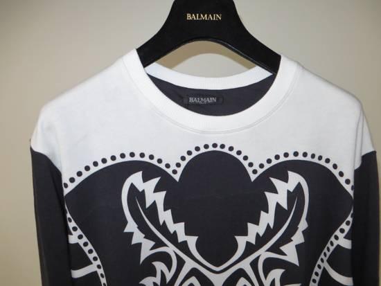 Balmain Asymmetrical sweatshirt Size US M / EU 48-50 / 2 - 4