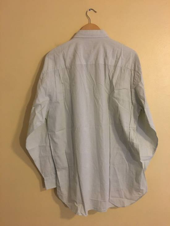 Givenchy Green Long Sleeve Button Up Shirt Size US L / EU 52-54 / 3 - 1