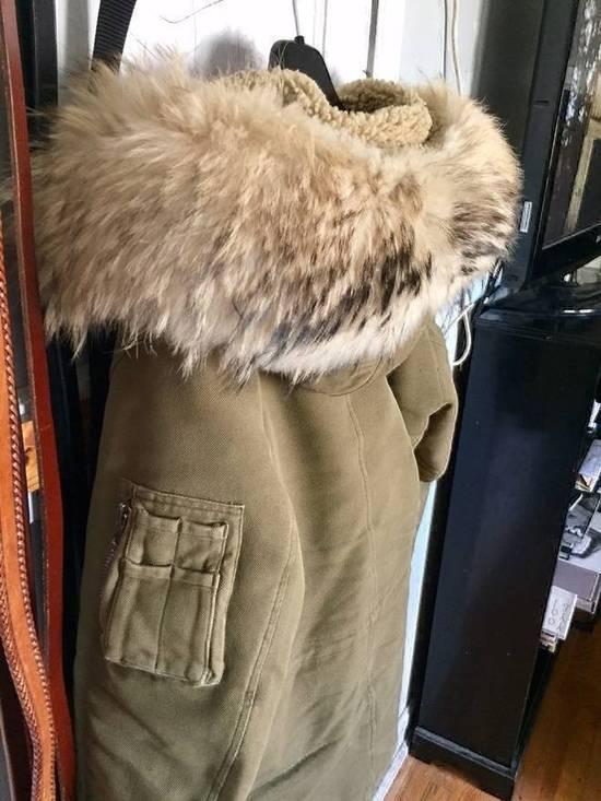 Balmain Fur Parka (VERY RARE) Size US L / EU 52-54 / 3 - 2