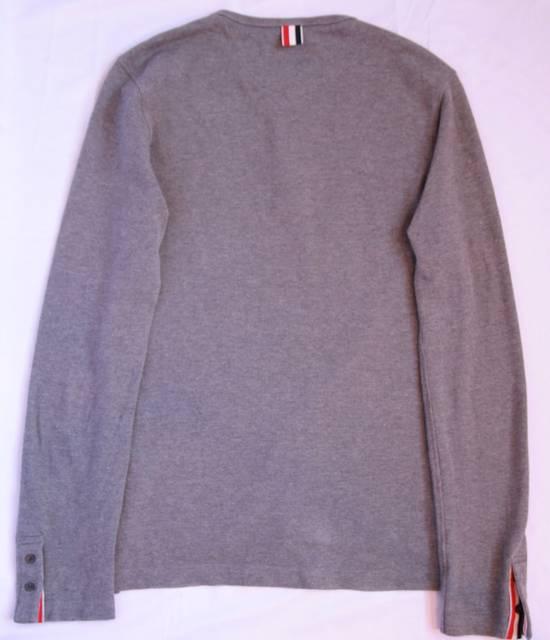 Thom Browne Long Sleeve Henley Size US XS / EU 42 / 0 - 1