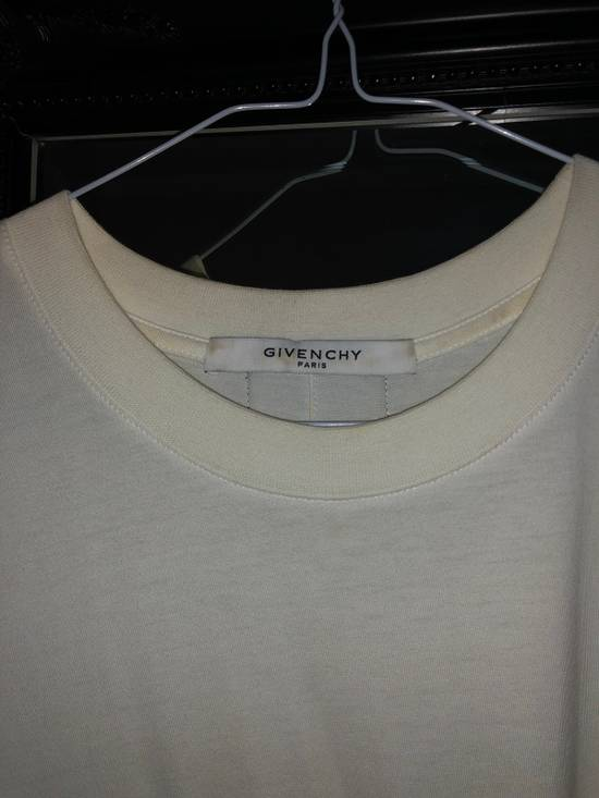 Givenchy Contrast Band Columbia's T-Shirt Size US M / EU 48-50 / 2 - 1