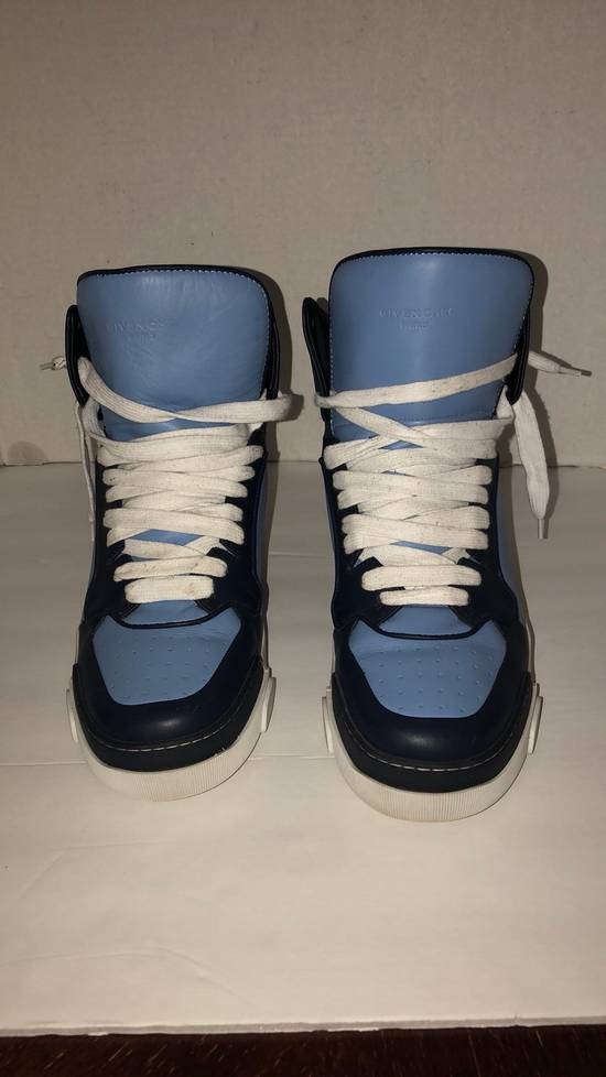 Givenchy Givenchy Tyson 2 Hight Top Leather Sneaker Size US 8.5 / EU 41-42 - 1