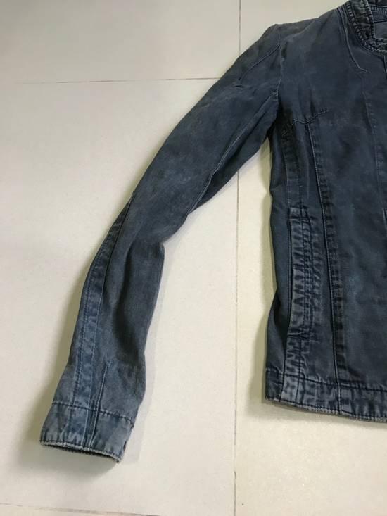 Julius SS12 vintage blue gray denim jacket Size US M / EU 48-50 / 2 - 5
