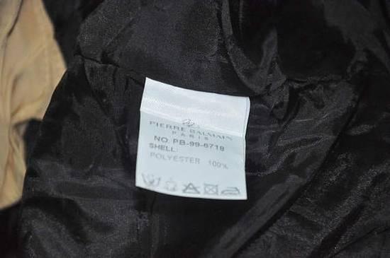 Balmain Pierre Balmain Polyester Jacket Size US XL / EU 56 / 4 - 3