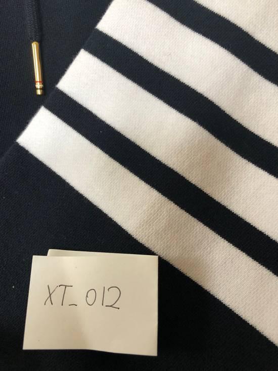 Thom Browne STEAL- New 4 Bar Engineered Hooded Sweatshirt Zipper Hoodie NWOT Size US M / EU 48-50 / 2 - 4