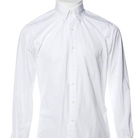 Thom Browne RARE !! Thom Browne X United Arrows Classic Oxford Shirt Size US S / EU 44-46 / 1