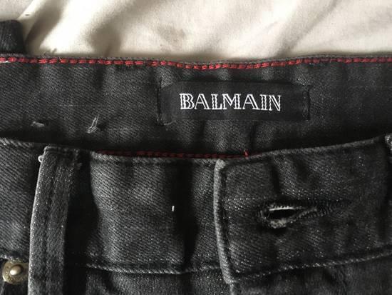 Balmain Balmain Regular Fit Jeans Size US 32 / EU 48 - 4