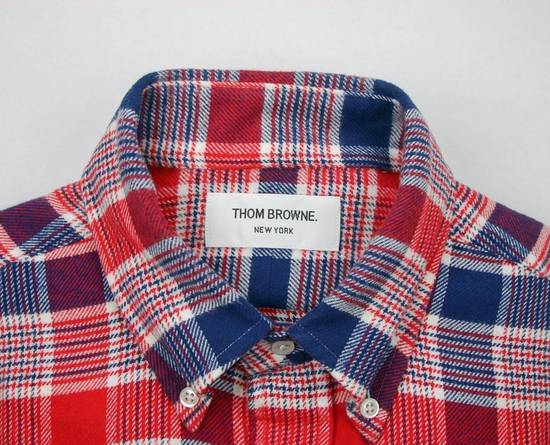 Thom Browne Thom Browne Plaid Shirt Size 2 Size US M / EU 48-50 / 2 - 6