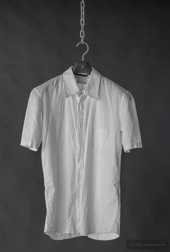 Julius 2004SS short sleeve hidden buttons shirt Size US S / EU 44-46 / 1