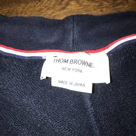 Thom Browne Thom Browne (Navy) 4-bar Stripe Sweatpants Size US 36 / EU 52 - 4