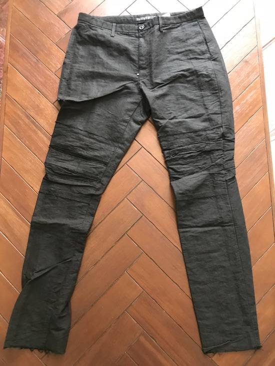 Julius Distressed biker pants Size US 33