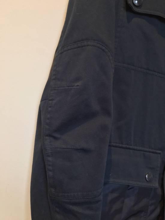 Givenchy Rare Two Tone Navy Blue Givenchy Jacket Size US S / EU 44-46 / 1 - 2