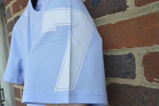 Givenchy Baby Blue 5 Stars T-shirt Size US XL / EU 56 / 4 - 5