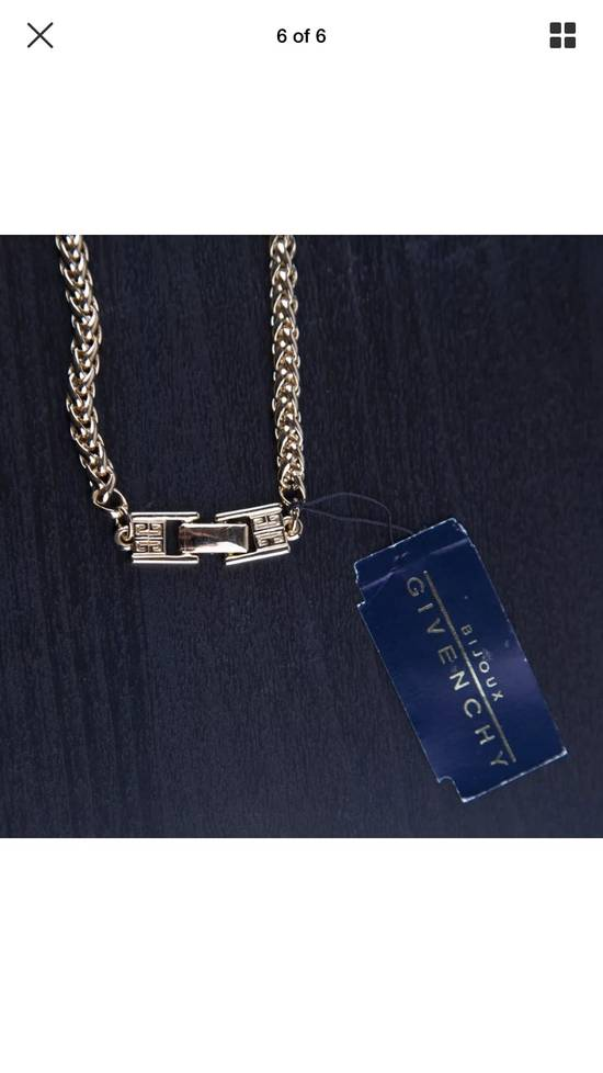 Givenchy *LAST DROP* 1994 Givenchy Gold Chain Size ONE SIZE - 5