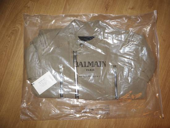 Balmain Zip biker jacket Size US XL / EU 56 / 4 - 5