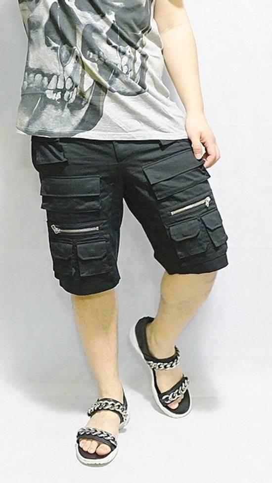 Givenchy Palladio Chain Strap Leather Sandals Black Size US 12 / EU 45 - 1