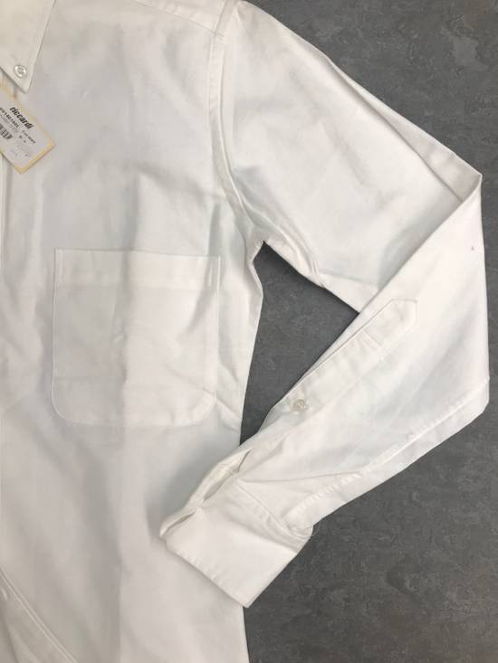 Thom Browne 🔥$700 OFF🔥[CLEARANCE] THOM BROWNE Dog Hector Palm Embroidered Oxford Size US XS / EU 42 / 0 - 6